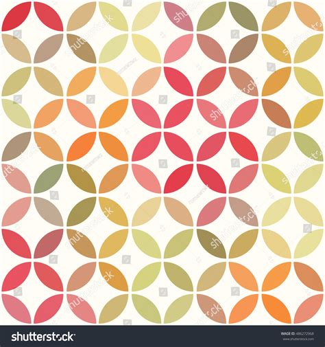 abstract retro pattern cool abstract retro pattern stock vector 486272968