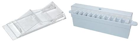 microscope slide staining dishes racks and jars
