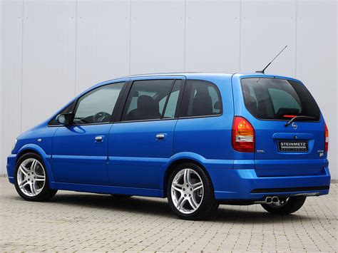 Opel Zafira Specs by 2001 Opel Zafira A Pictures Information And Specs