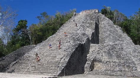 coba pyramid mexico my pictures from mexico 2014 pinterest experience the mayan ruins of coba in the riviera maya