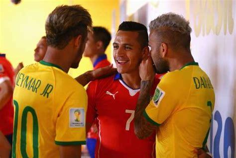 Alexis Sanchez Y Neymar | alexis s 225 nchez y neymar salieron de compras en londres