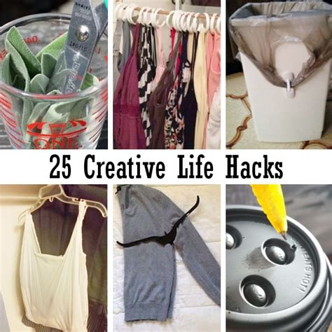 25 life hacks diy home sweet home 25 creative life hacks