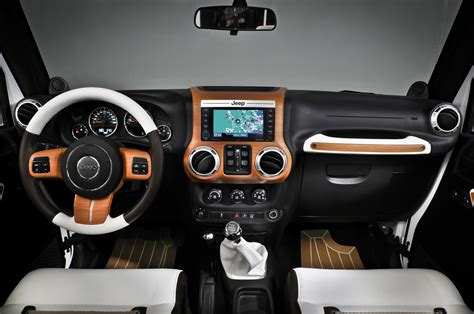 White Jeep Interior by 2014 White Jeep Wrangler Interior Design 187 Top Cars List