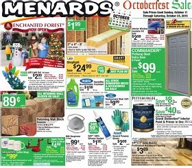 menards price match menards weekly ad menards ad flyer