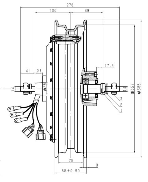 hub motor wiring diagram image collections wiring