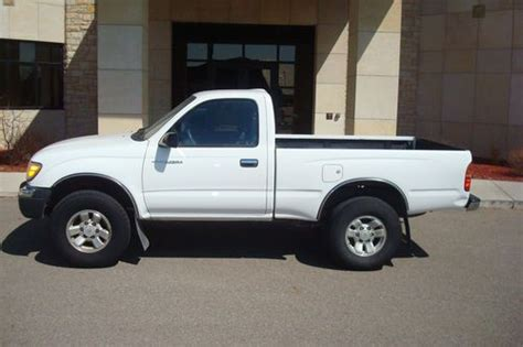 2000 Toyota Tacoma Prerunner Sell Used 2000 Toyota Tacoma Prerunner Runs Great Great