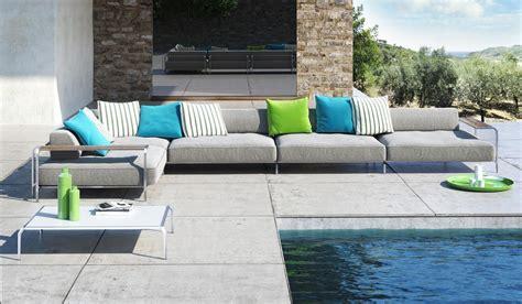 divani da esterno offerte coro composizione sabal divani da esterni