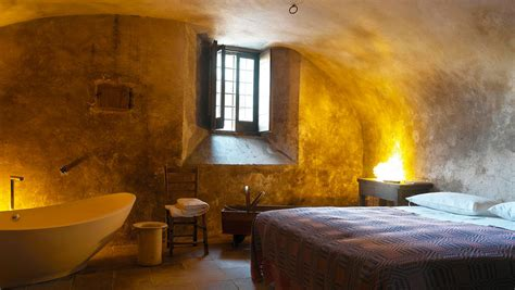 hotel room with bathtub hotel rooms with bathtub in abruzzo sextantio