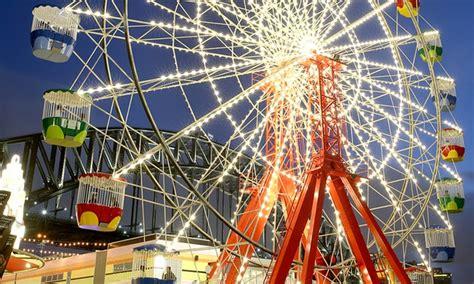Luna Park Unlimited Ride P Luna Park Sydney Groupon
