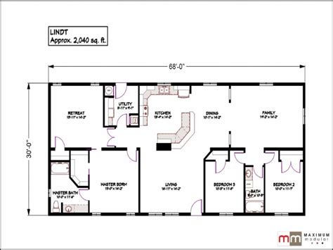 prefab floor plans modular homes craftsman bungalow bungalow modular home