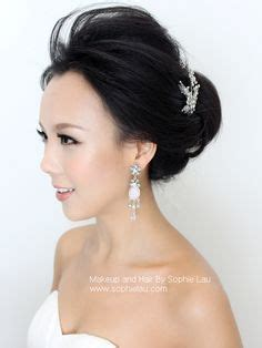 bridal hairstyles chinese 1000 images about asian updo s on pinterest korean