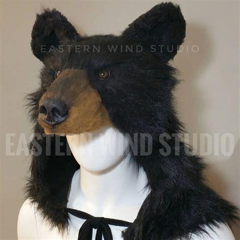 costume rug black headdress costume rug stole display prop etsy