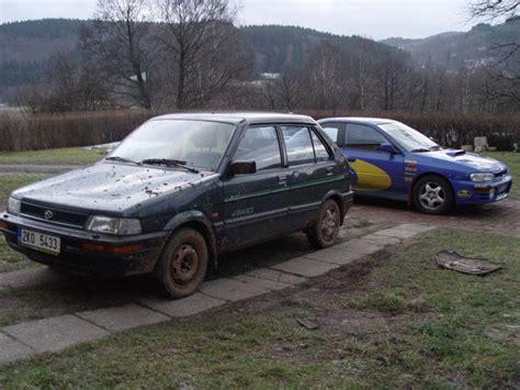 how it works cars 1992 subaru justy navigation system subaru justy 1 2