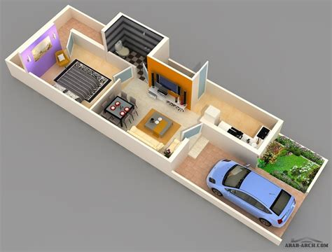 200 Sq Ft House by