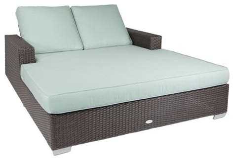 outdoor double chaise lounge cushions signature outdoor double chaise lounge with sunbrella
