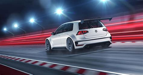 volkswagen gti racing volkswagen golf gti tcr 330 hp for the racing version of