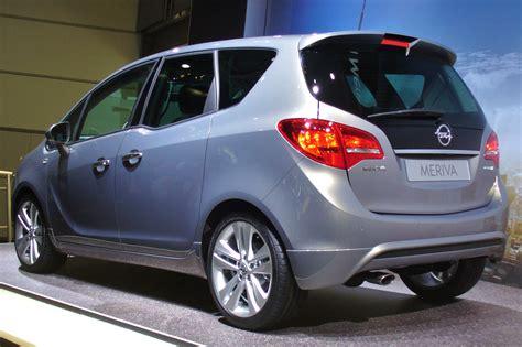 Opel Meriva B Wiki by File Opel Meriva B Ecoflex Heck Jpg