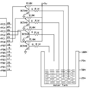 water level controller wiring diagram circuit diagram of