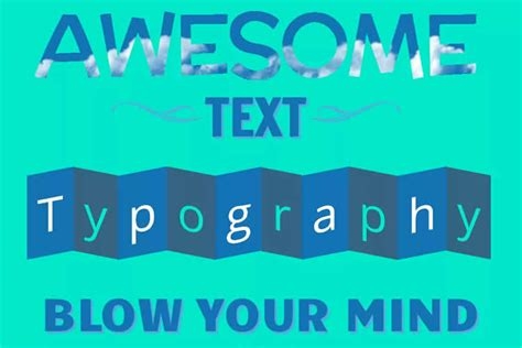 typography js how to design creative typography using css and lettering js