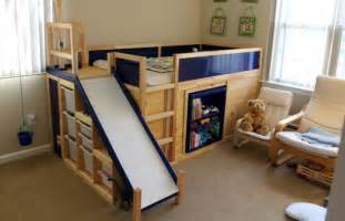 ikea bed hack dad builds the most amazing ikea hack bed you ll ever see