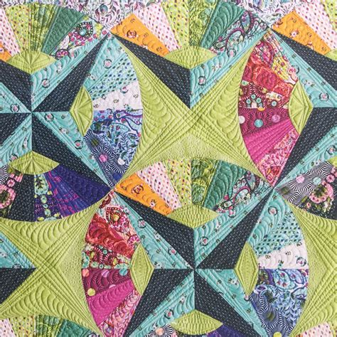 Tula Quilt by Fandango Quilt Kit By Tula Pink