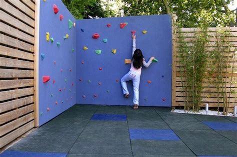 backyard rock climbing wall 10 genius diy backyard ideas page 2 of 2 princess pinky girl