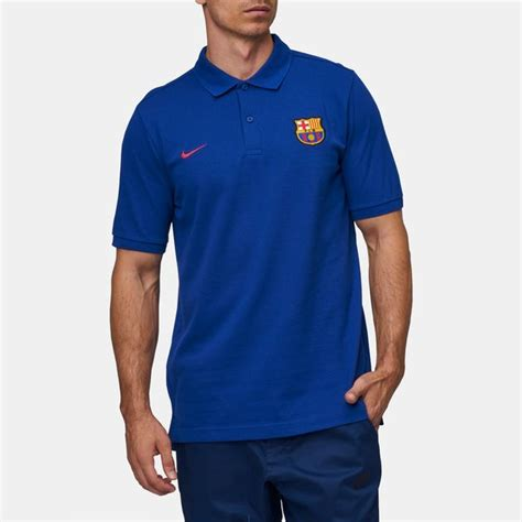 Tshirt Nike Barca shop nike sportswear fc barcelona polo t shirt for mens by