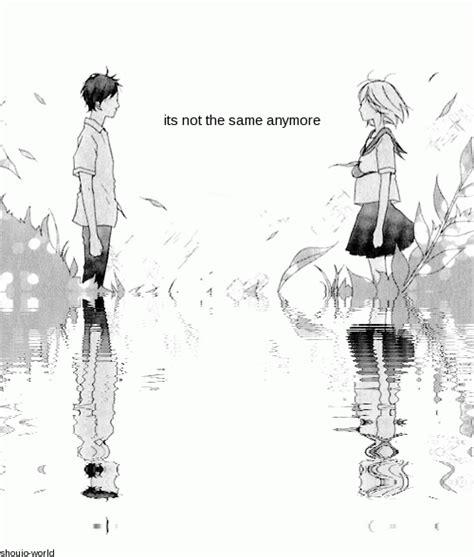 imagenes de amor anime tumblr ya nada es lo mismo