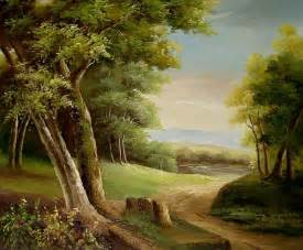 Landscape Pictures To Paint In Oils Landscape Painting Reproductions Paintings