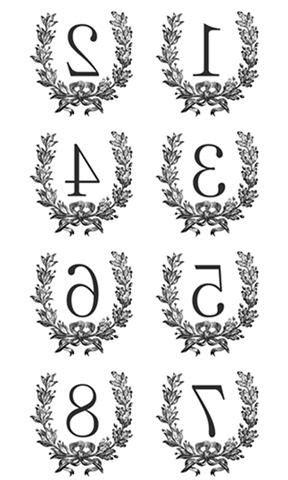 printable iron on graphics numbers for iron on transfers for napkin project print at