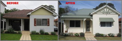 fibro house renovation ideas house cladding prices sydney peter bracey