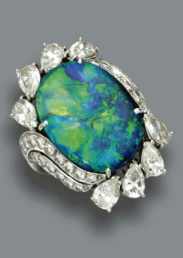 Black Opal Jarong Big Size 2 11 best images about jewelry circa 1940 s 1950 s on brooches vintage and