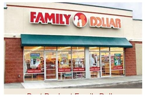 best deals at family dollar this week