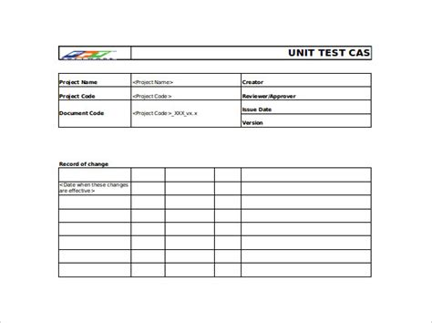10 Test Case Templates Free Sle Exle Format Download Free Premium Templates Test Template Excel