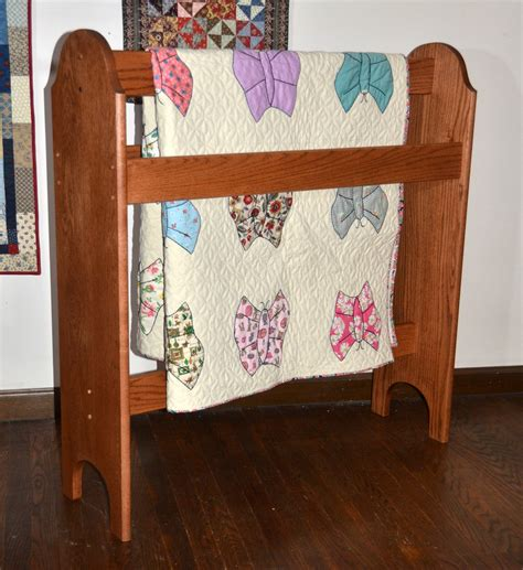 Quilt Display Stands by Wooden Quilt Stands Custom Quilt Display Racks Dwr