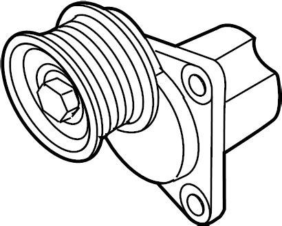 Fanbelt Mazda 2 Belum Skyactive 2015 mazda cx 5 belt tensioner drive belt tensioner