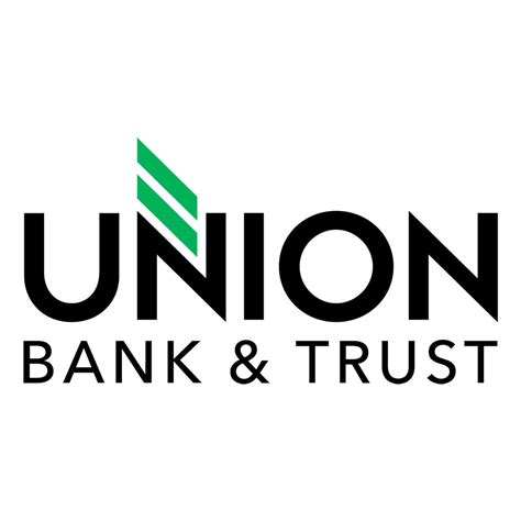 the bank and trust personal banking accounts credit cards union bank