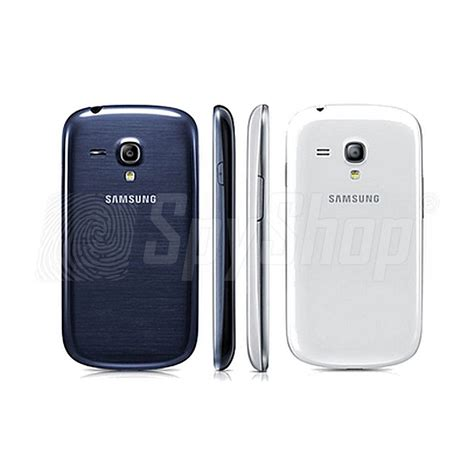 Samsung S3 Mini samsung galaxy s3 mini with spyphone rec pro gsm surveillance software
