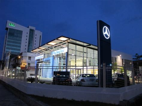 mercedes showroom germany automobile showroom in malaysia page 3 skyscrapercity