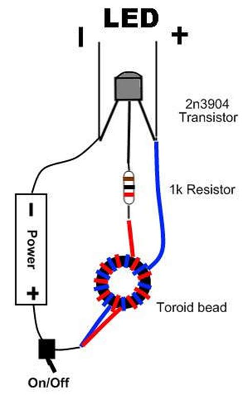 thief circuit diagram ps joule thief and book on