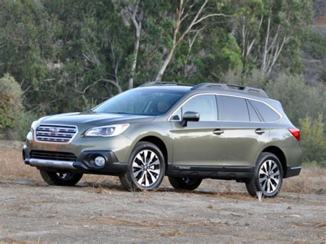2015 subaru outback mpg 2015 subaru outback gas mileage mpg and fuel economy