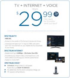 charter communications charter spectrum cable tv