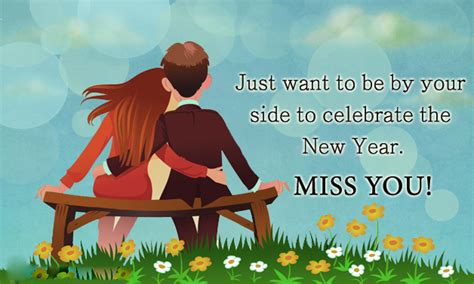 happy new year wishes for husband hubby greetings