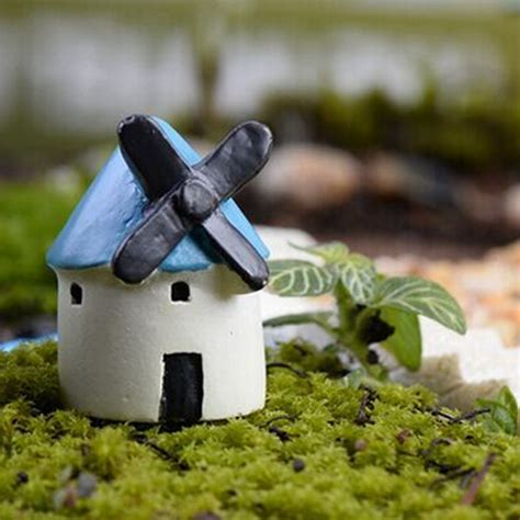Garden Accessories B Q Miniature Garden Ornament Decor Pot Diy Craft