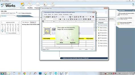 microsoft works spreadsheet free download microsoft works