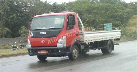 Tata's Next Gen Ultra Truck Caught Testing; Launch Very Soon
