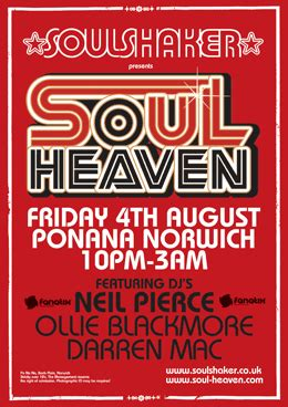 house music heaven neil pierce soul heaven guest mix on soulshaker soulful house music