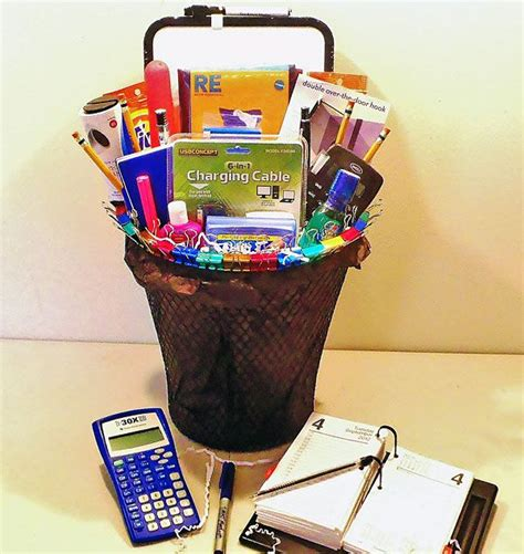 Gift Card Ideas For College Students - survival kit for college students seasonal archives beautiful gift baskets being