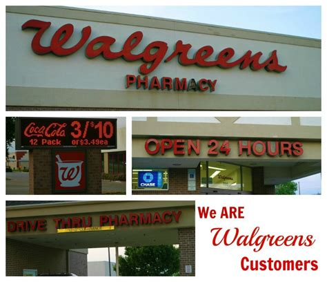 walgreens open on why we are walgreens customers rxsavingsclub