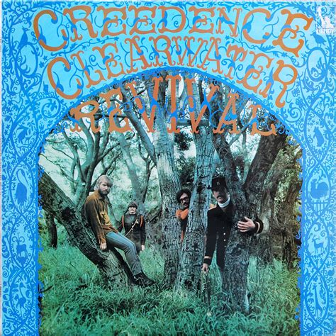 Clearwater Records Lbs 83259 Creedence Clearwater Revival Record Collector